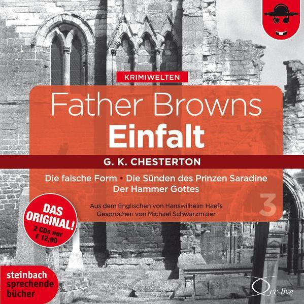 Father Browns Einfalt Vol. 3 - Coverbild