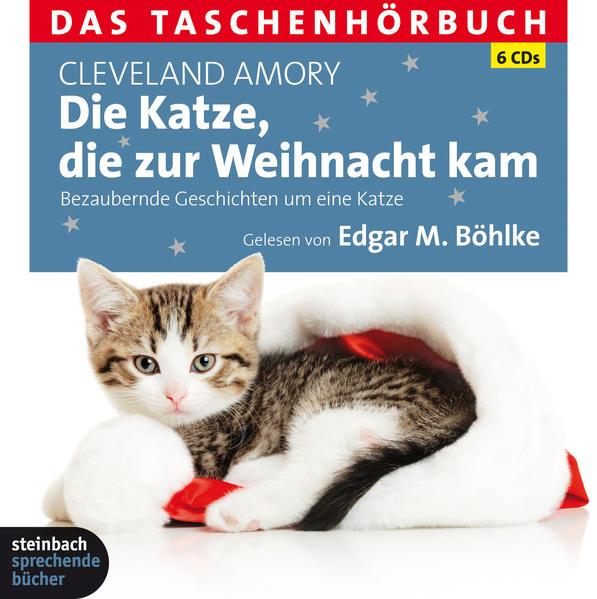 Die Katze, die zur Weihnacht kam - Coverbild