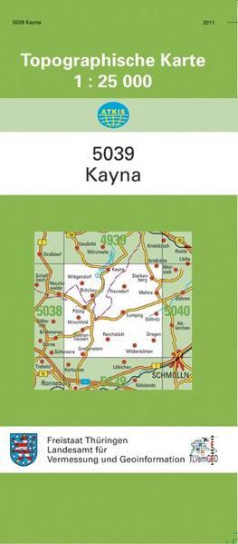 Kayna - Coverbild