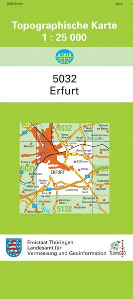 Erfurt - Coverbild