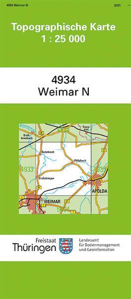 Weimar Nord - Coverbild