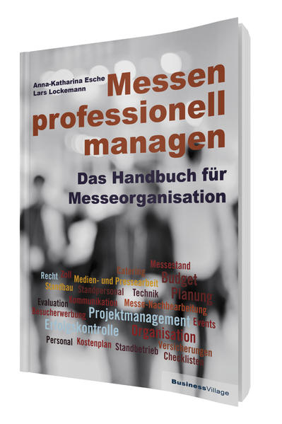 Messen professionell managen - Coverbild