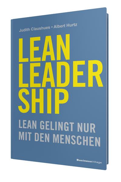 LEAN LEADERSHIP - Coverbild