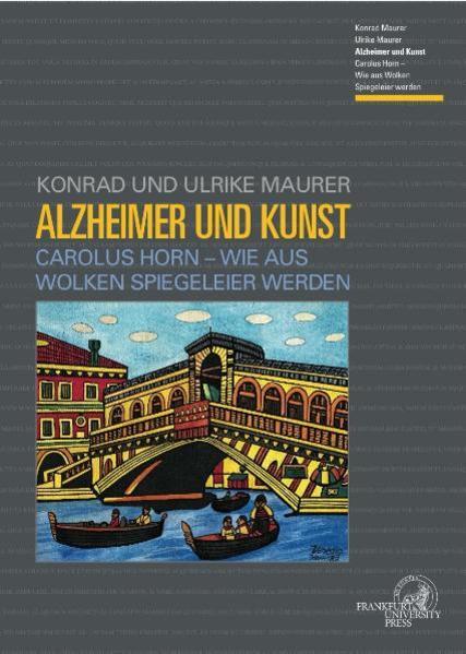 Alzheimer und Kunst - Coverbild