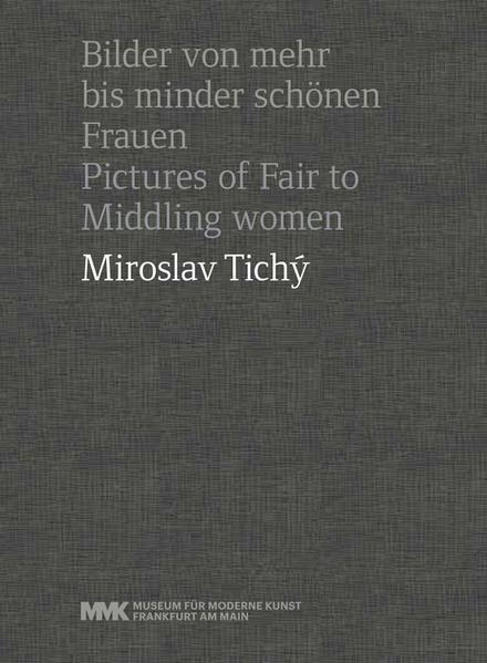 Miroslav Tichý - Coverbild