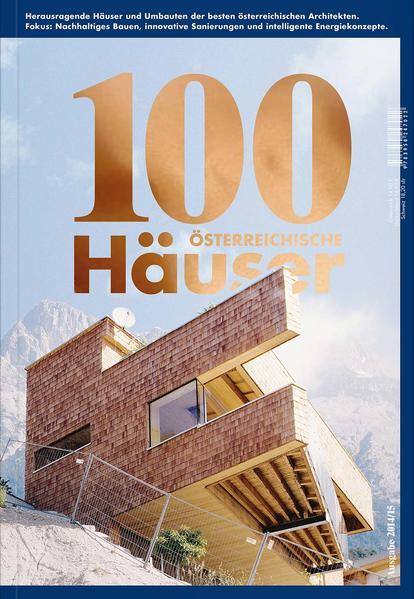 100 österreichische Häuser - Coverbild
