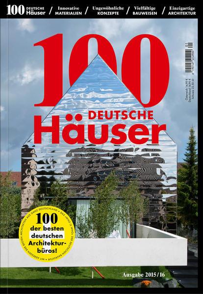 100 deutsche Häuser - Coverbild