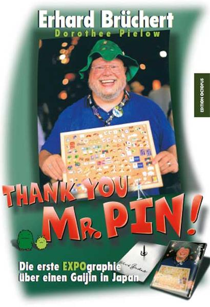 Thank You, Mr. Pin! - Coverbild