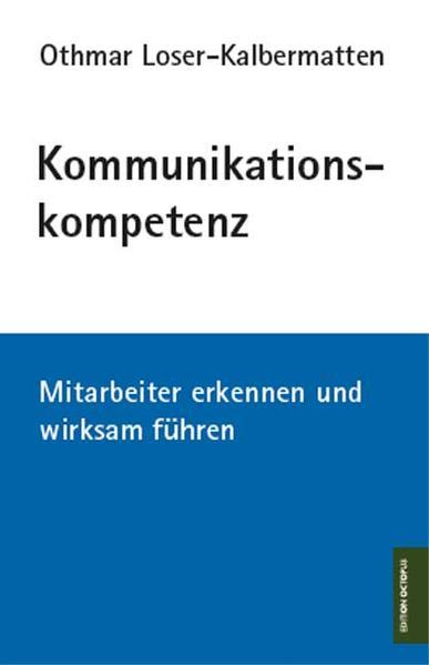 Kommunikationskompetenz - Coverbild
