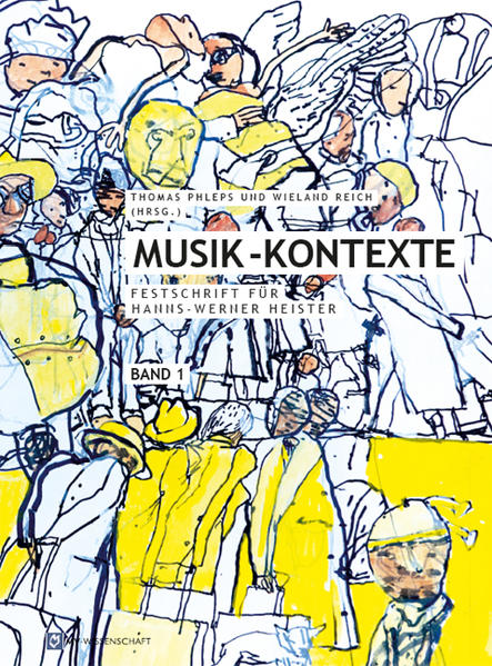 Musik-Kontexte - Coverbild