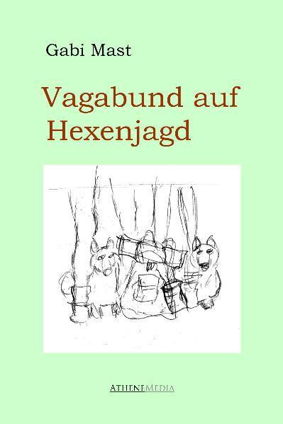 Vagabund auf Hexenjagd - Coverbild