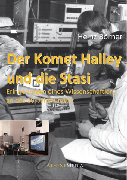 Der Komet Halley und die Stasi - Coverbild