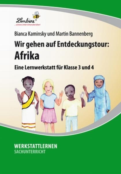 Wir gehen auf Entdeckungstour: Afrika - Coverbild