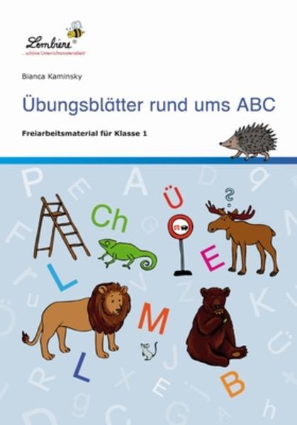 Übungsblätter rund ums ABC - Coverbild
