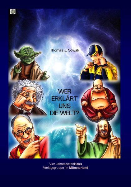 Wer erklärt uns die Welt? - Coverbild