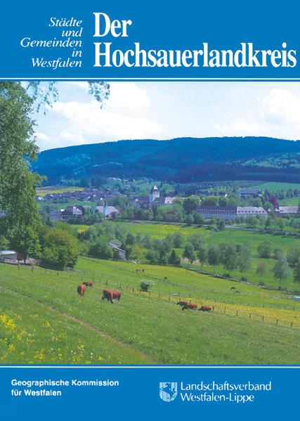 Der Hochsauerlandkreis - Coverbild