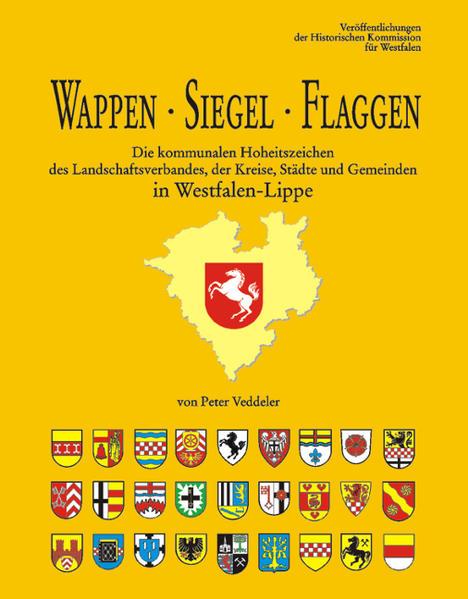 Wappen -- Siegel -- Flaggen - Coverbild