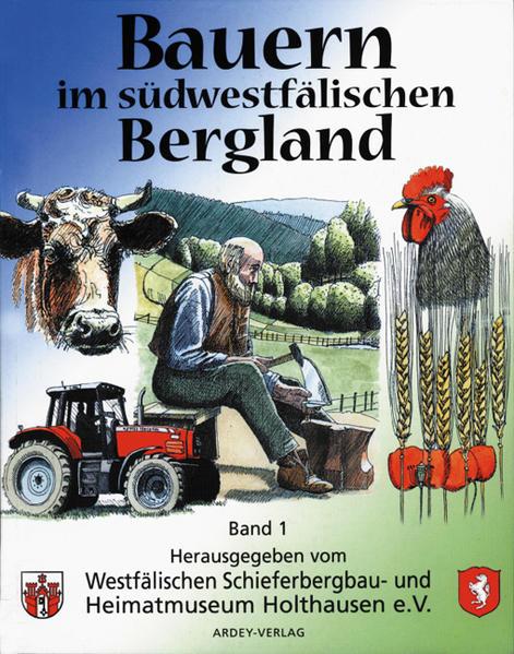Bauern im  südwestfälischen Bergland. Band 2 - Coverbild