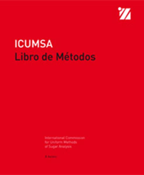 Libro de Métodos ICUMSA 2015 - Coverbild