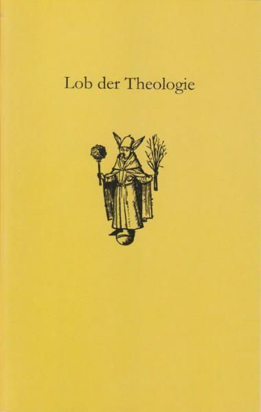 Lob der Theologie - Coverbild