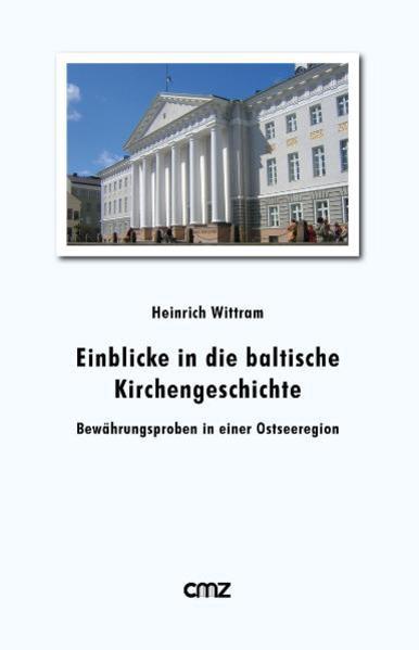 Einblicke in die baltische Kirchengeschichte - Coverbild