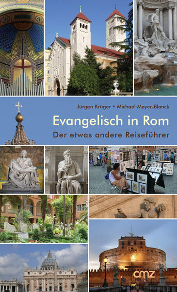 Evangelisch in Rom - Coverbild