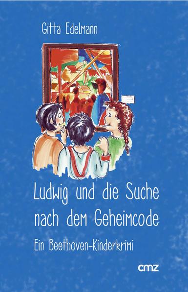 Ludwig und die Suche nach dem Geheimcode - Coverbild