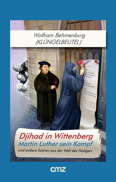 Djihad in Wittenberg - Coverbild