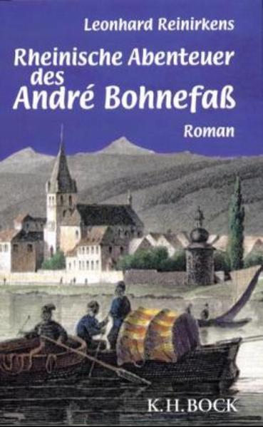 Rheinische Abenteuer des André Bohnefaß - Coverbild