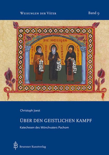 Über den geistlichen Kampf - Coverbild