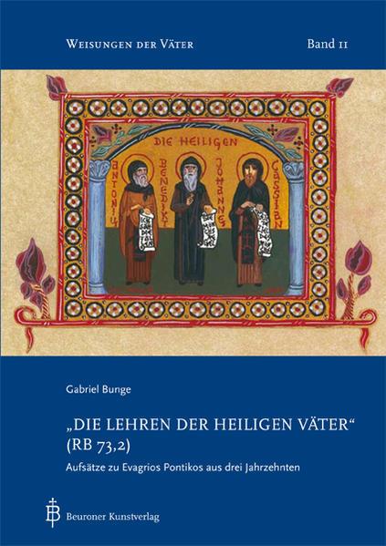 Die Lehren der heiligen Väter (RB 73,2) - Coverbild