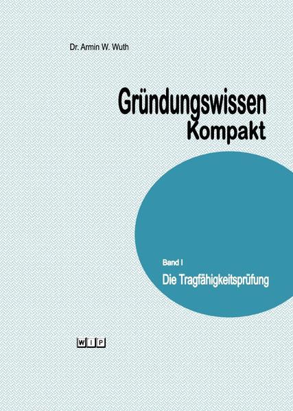 Gründungswissen Kompakt - Coverbild