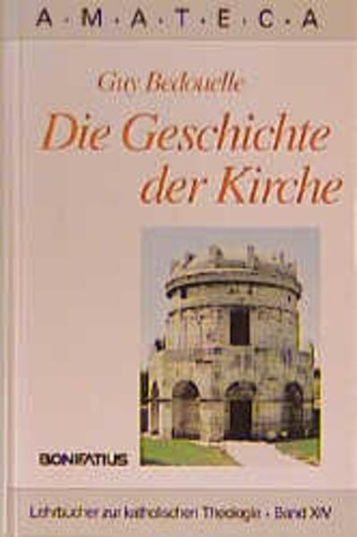 Die Geschichte der Kirche - Coverbild