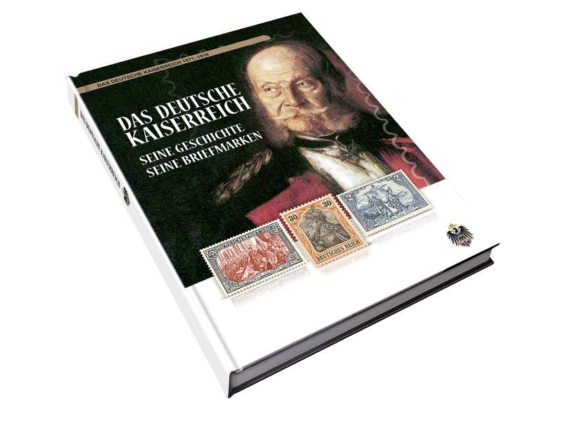 Das Deutsche Kaiserreich - Coverbild