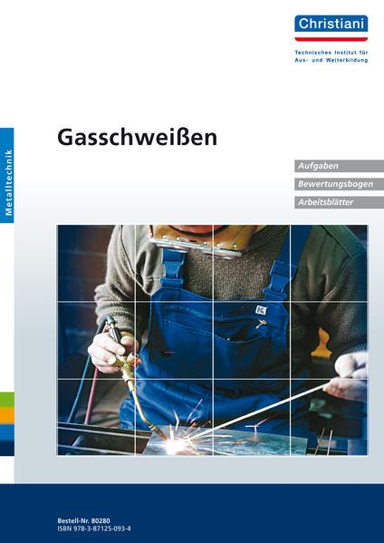 Gasschweissen - Coverbild