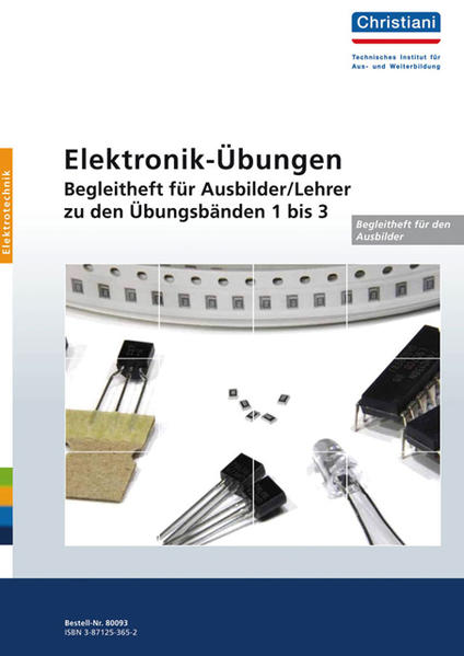 Elektronik Übungen - Coverbild