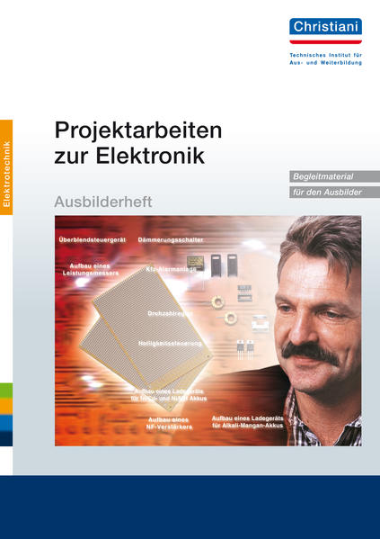Projektarbeiten zur Elektronik - Coverbild