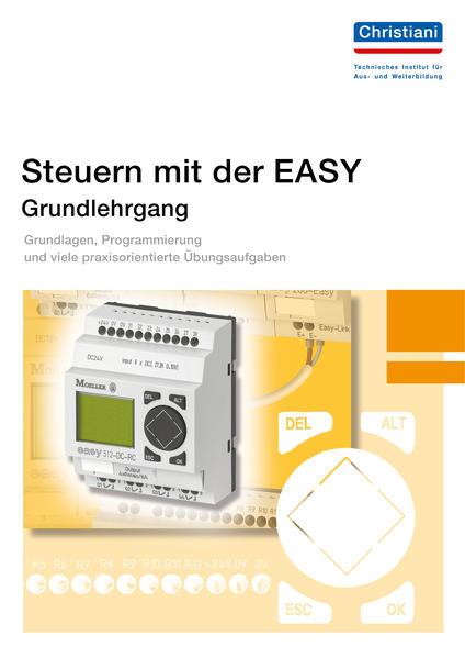 Steuern mit der EASY - Grundlehrgang - Band 1 - Coverbild