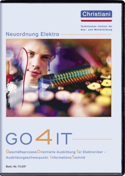GO4IT - Coverbild