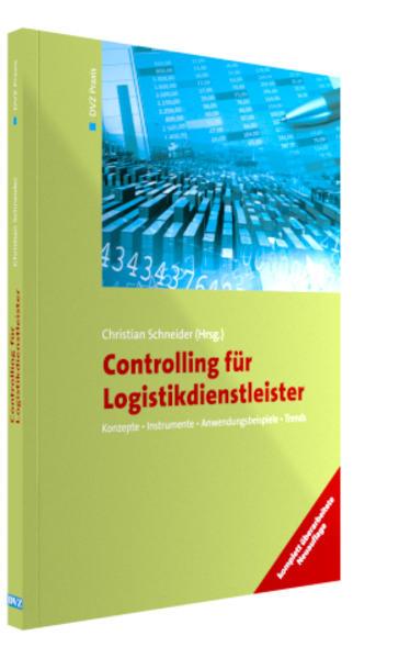 Controlling für Logistikdienstleister - Coverbild