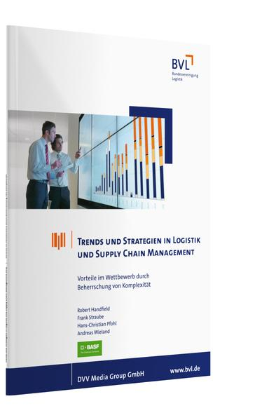 Trends und Strategien in Logistik und Supply Chain Management - Coverbild