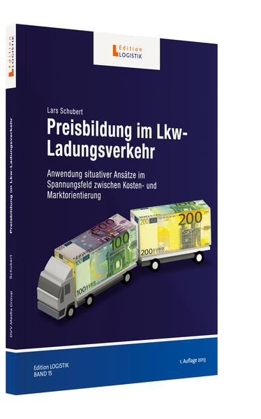 Preisbildung im Lkw-Ladungsverkehr - Coverbild