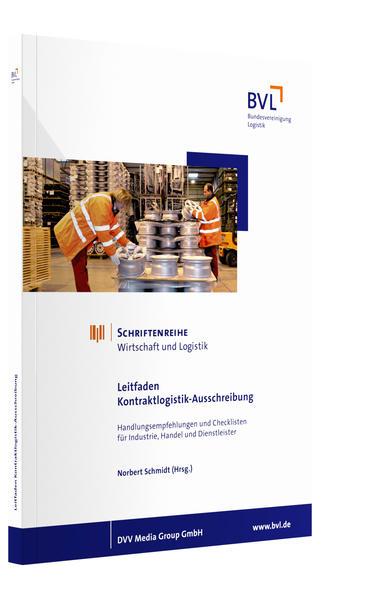 Leitfaden Kontraktlogistik-Ausschreibung - Coverbild