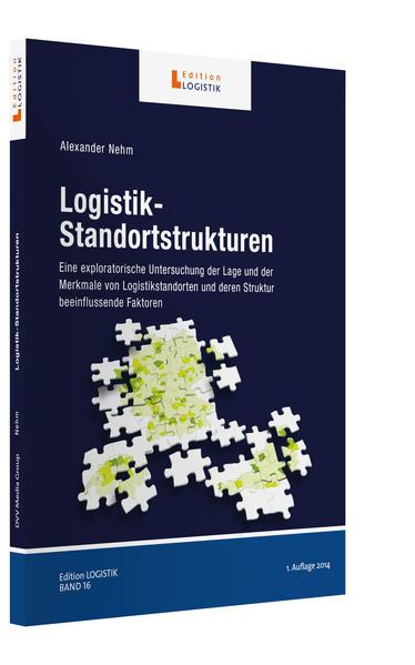 Logistik-Standortstrukturen - Coverbild