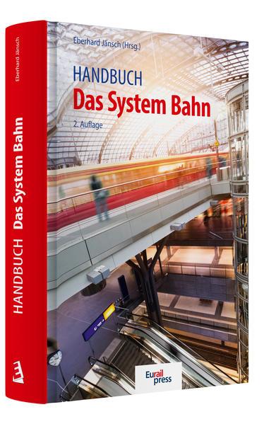 Handbuch Das System Bahn - Coverbild
