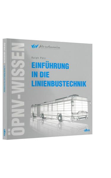 Einführung in die Linienbustechnik - Coverbild