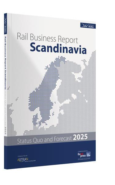Rail Business Report Scandinavia (Printed version) - Coverbild