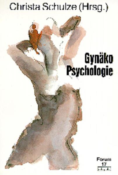 Gynäkopsychologie - Coverbild