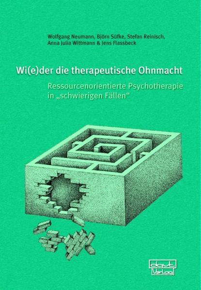 Wi(e)der die therapeutische Ohnmacht - Coverbild