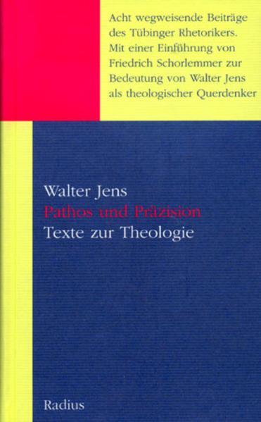 Pathos und Präzision - Coverbild